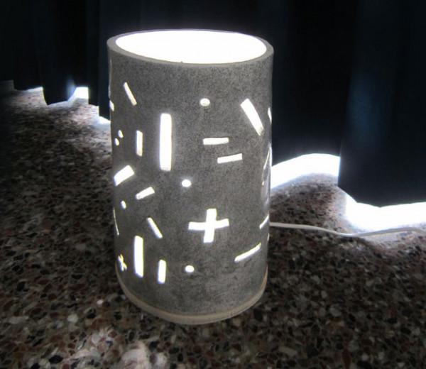 LAMPADA d'artista